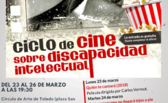 Ciclo de Cine sobre Discapacidad Intelectual