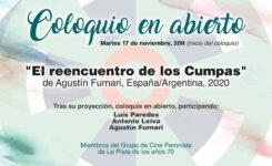 Coloquio en abierto – El reencuentro de los Cumpas